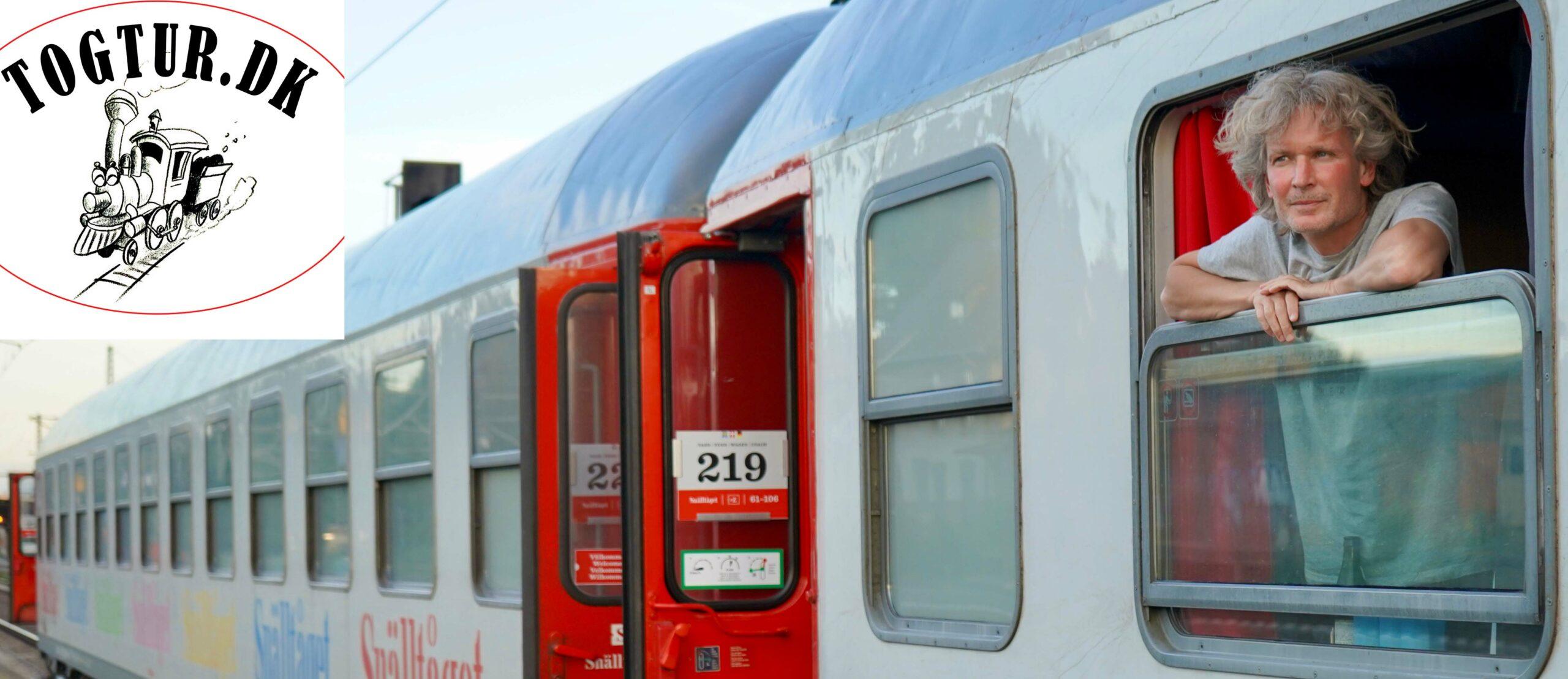 Togtur.dk - eventyrlige togrejser